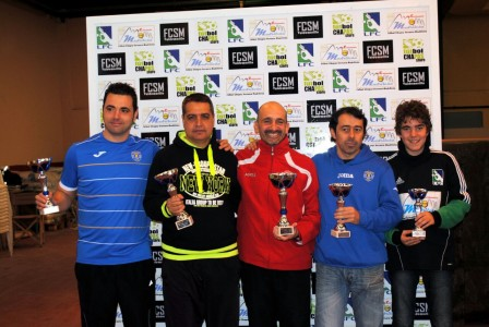 podium i open valdemorillo