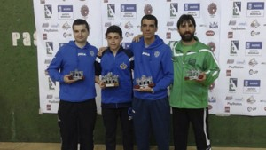 podium xiii open madrid